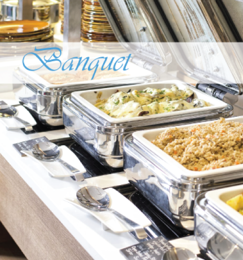 banquet services at bangnatrad km17